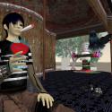 Sogar virtuelle Drogen werden in SL geraucht