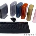 Dell bietet den Studio Hybrid in sieben Farben an.