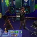 In der Karaokebar machen die Sims die Nacht zum Tag - und sich selbst zum Affen