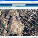 Ground Zero in Manhattan über Live Local