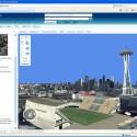 Unverkennbar ist der Fernsehturm der NBA-Stadt Seattle