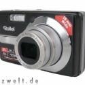 Mit einer Anfangsbrennweite von 28 Millimetern gehört die Rollei RCP 8427XW in den Bereich der digitalen Kompaktkameras mit Weitwinkelobjektiv.
