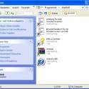 Der Installationsordner wird daraufhin automatisch angezeigt. Sie können jetzt weitere Informationen in der Readmen-Datei nachlesen oder WinRAR per Doppelklick starten.