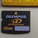 Die xD Picture Card ist eine Fortentwicklung der SmartMedia-Card.