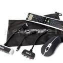 Zubehör: Ergonomische Bluetooth-Maus inklusive