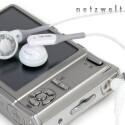 Samsung i85 als Multitalent: MP3-Player, Videoplayer, Reiseführer, Textreader und Digitalkamera.