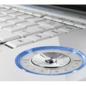 Mehr wie eine direkte Gegenmaßnahme zum Portege R500 erscheint das 17-Zoll-Notebook Qosmio G40.