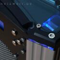 Im externen Wasserkühlsystem von Aqua Computer steckt bereits alles drin, um einen kompletten PC gepflegt kalt zu stellen.