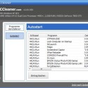 Auch um den Autostart kümmert sich der CCleaner: Hier bekommen Sie sämtliche Programme aufgelistet, die automatisch mit Windows aufgerufen werden - mitsamt Schlüssel und Dateipfad. Mit wenigen Klicks können Sie unerwünschte Einträge schnell löschen.