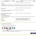 Bevor Internetnutzer den Bezahldienst nutzen können, müssen sie sich zunächst bei Firstgate anmelden.