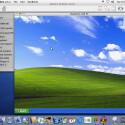 Der Bochs-basierte WinTel-Emulator macht mit Windows XP unter OS X eine gute Figur.