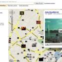 Nach der Auswahl im linken Menü zeigt Google Maps die Videos auch direkt in der Karte am festgelegten Ort an.