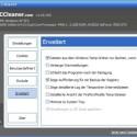 Unter <i>Erweitert</i> können Sie die Detailschärfe der Protokolle anzeigen und bestimmen, ob CCleaner nach der Reinigung automatisch geschlossen wird. Auf Wunsch zeigt die Freeware zudem keine Warnmeldungen an.