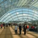 Messe Leipzig: für ein paar Tage die heiligen Hallen für Spielernaturen