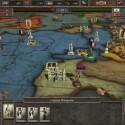 Die Großmächte Preußen, Russland, Frankreich, England und Österreich vertrauen dem Spieler Heer und Flotte an.