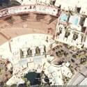 Steve Wynns Palast in Gold (Las Vegas)