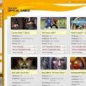 Einige der offiziellen Spiele 2005