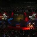 Verschiedene Nationen traten in einem Counter-Strike-Turnier gegeneinander an.