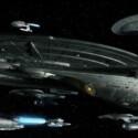 Die Flotte des Imperators Pirk erinnert stark an die Schiffe der Sternenflotte aus Star Trek...