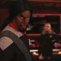 Ebenfalls an Bord: Der Klingone Dwarf... Ähnlichkeiten zu bekannten Serien-Figuren sind natürlich rein zufällig!