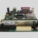 Das Boardlayout war ein Hauptgrund für den Kauf der Intel Platine.