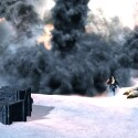 Schüsse und Explosionen en masse. Aber irgendwie kommt die Action nicht immer so gut rüber.
