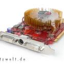 Der Hauptunterschied zwischen den beiden Radeon HD 2600 XT, der bis zu 50 Euro ausmacht, ist der Grafikspeicher.