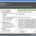 Am Ende präsentiert CCleaner Ihnen eine Auflistung sämtlicher Dateien und Zuordnungen, die er entfernt hat. Erfreulich: Mehrere hundert Megabyte Speicherplatz sind jetzt frei.