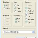 in den Settings passen Sie ArchView Ihren Wünschen an und stellen beispielsweise die XUL- oder HTML-Ansicht ein.