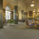 Stilvolle Innenräume stimmungsvoll einfangen, mit Stativ und Kamera kein Problem.