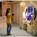 Ein Spiegel für Prinzessinen.