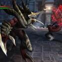 """Mit seinem Dämonenschwert \""""Rebellion\"""" kann nur Dante umgehen."""