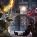 Immer einen lockeren Spruch auf den Liffen. Dante zeigt keine Furcht.