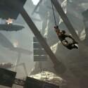 Spiderman, Spiederman: Die Animationen erinnern stark an die Schwungeinlagen die der Spinnenmann vollzieht.