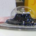 Das Ufo Pod heftet sich an unterschiedliche Oberflächen und sorgt so für einen guten Stand.
