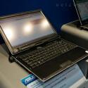 Die Besonderheit: Aus einem Notebook wird ....