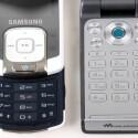 Beide Handys lassen sich gut bedienen, die Tasten des W380 knarzen allerdings leicht.