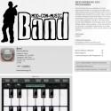 Virtuelle Instrumente für 7,99 Euro bietet die Moo-Cow-Music Band.