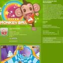 Schon jetzt Kult: Der Super Monkey Ball von Sega kostet 7,99 Euro.