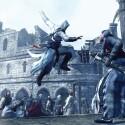 Elegante Kampfszenen schon am Anfang des Spiels. Von nun an wird man mit visuellen Efekten bombardiert.