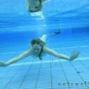 Unterwasseraufnahme der Ricoh G600.