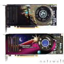 Die bisherigen Top-Modelle besitzen zwar deutlich mehr Shader-Prozessoren, brauchen aber auch erheblich mehr Strom und Platz. Der GeForce 8600 GTS liegt zudem preislich unterhalb des GeForce 8800 GTS mit 320 Megabyte.
