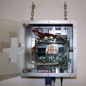 Nach Temperaturproblemen beim Stresstest wurde ein neuer Kühler auf der CPU montiert.