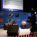 Spieler-Interview - Ob die sich wohl besser artikulieren als Fußballprofis?