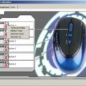Gerade mal drei Tasten sind programmierbar, dafür wirft die Software keine Fragen auf.