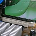 Wenig Spielraum für Spieler: Doppelgrafikkarte mit Nvidia GeForce 7950 GX2 blockiert den PCI-Slot und das Einbauen einer EAX-tauglichen Soundkarte