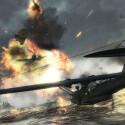 Flugzeug Explosion
