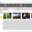 Das Nikon Online-Bilderportal My Picturetown. Jeder kann sich dort registrieren.