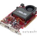 Derzeit bildet der etwas teurere Ati Radeon X1650 XT das passendste Gegenstück zu Nvidias GeForce 8500 GT. Für den Vergleich greifen wir auf eine aktiv gekühlte Variante von Asus zurück. Ati geht hier in jeder 3D-Disziplin als klarer Sieger hervor, verhält sich in puncto Lautstärke aber alles andere als diszipliniert.