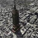 Das Empire State Building in NY
